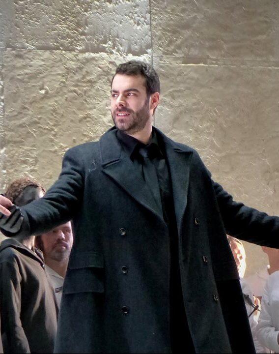 Valentin dans Faust de Gounod à l'opéra de Lausanne
